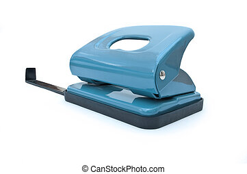 The humble hole puncher - Close and low level capturing a...