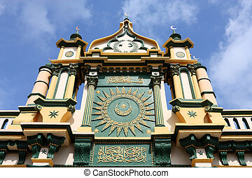 Singapore mosque - Mosque in Singapore - Masjid Abdul...