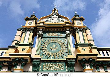 Singapore mosque - Mosque in Singapore - Masjid Abdul...