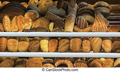 Different breads