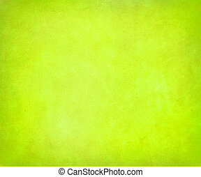 Citrus colored grunge paper background with copy space