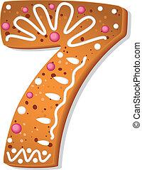 cookies number seven
