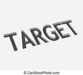 vector target design