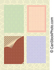 decorative patterns and standards