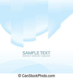 Abstract water background-vector illustration
