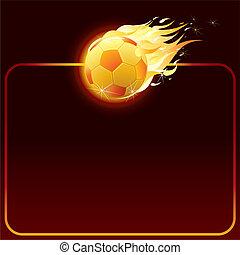 Soccer Placard