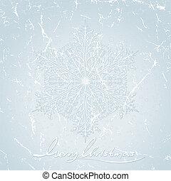 Stylized Christmas background