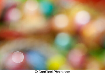 Abstract colorful bokeh background - Abstract colorful bokeh...
