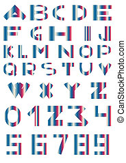alphabet-and-numbers