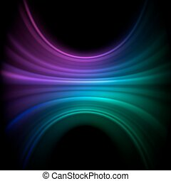 Fully editable colorful abstract background. EPS 8 vector...
