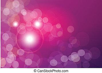 Magic sparkle background