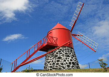 mill in Azores