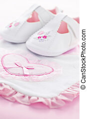 Pink baby girl clothes