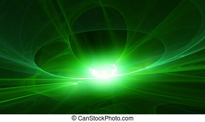 green seamless looping background d4546_L