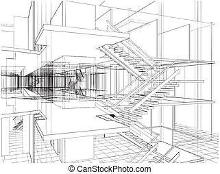 Abstract Constructions Vector