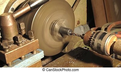 Drilling - metal drilling
