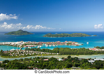 Eden Island, Seychelles - New project Eden Island in the...