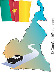 roads of Cameroon
