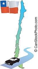 roads of Chile