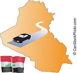 roads of Iraq