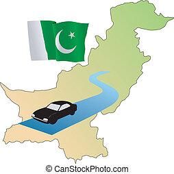 roads of Pakistan