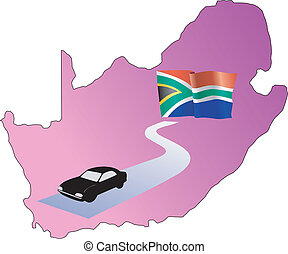 roads of South Africa