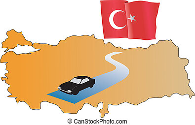 roads of Turkey