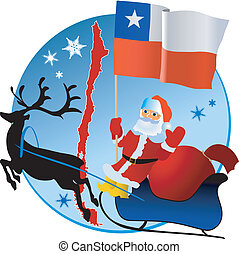 Merry Christmas, Chile!