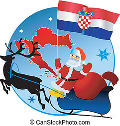 Merry Christmas, Croatia!