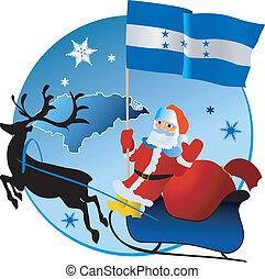 Merry Christmas, Honduras