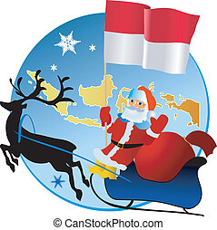 Merry Christmas, Indonesia