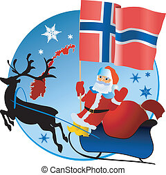 Merry Christmas, Norway