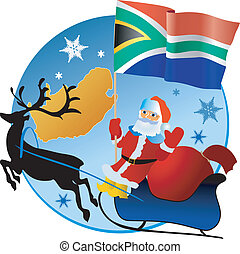 Merry Christmas, South Africa