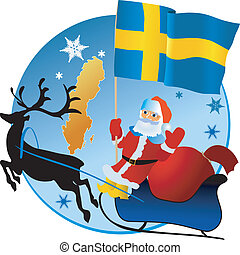 Merry Christmas, Sweden