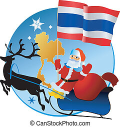 Merry Christmas, Thailand!