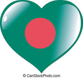 Bangladesh in heart