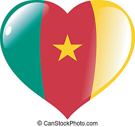 Cameroon in heart