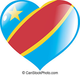 Congo in heart