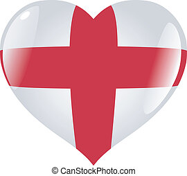 England in heart