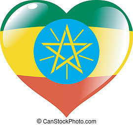 Ethiopia in heart