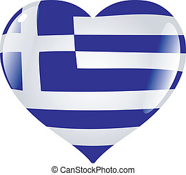 Greece in heart
