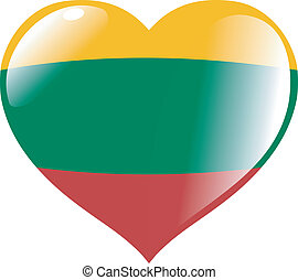 Lithuania in heart
