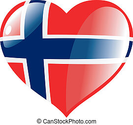 Norway in heart