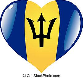 Barbados in heart