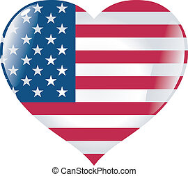 United States in heart
