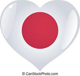 Japan in heart