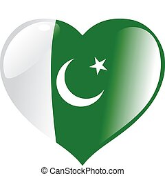 Pakistan in heart