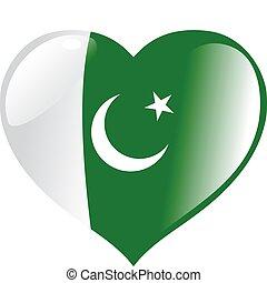Pakistan in heart