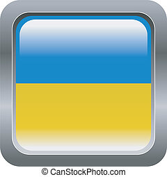 metallic button Ukraine
