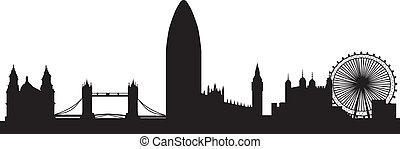 london skyline - skyline londen